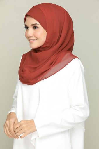 Fulful - Basics Plain Lite Chiffon